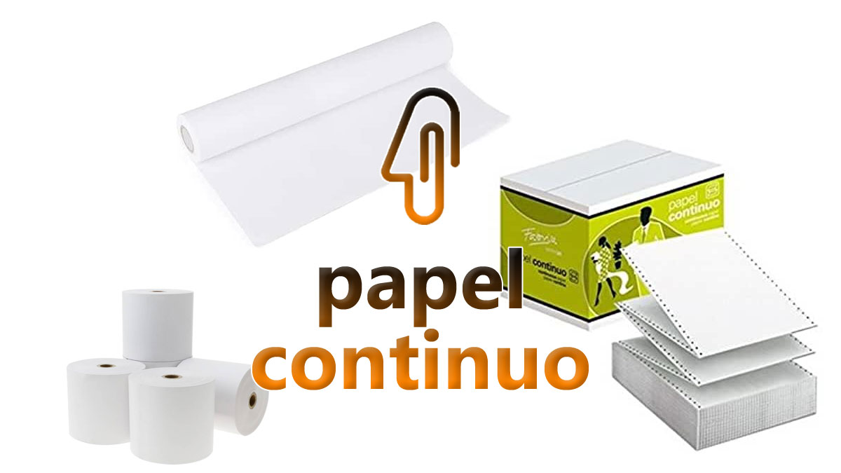 papel continuo