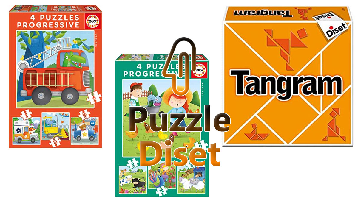 puzzle diset