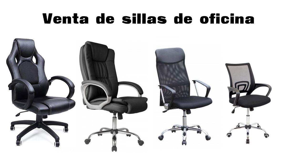 venta de sillas de oficina